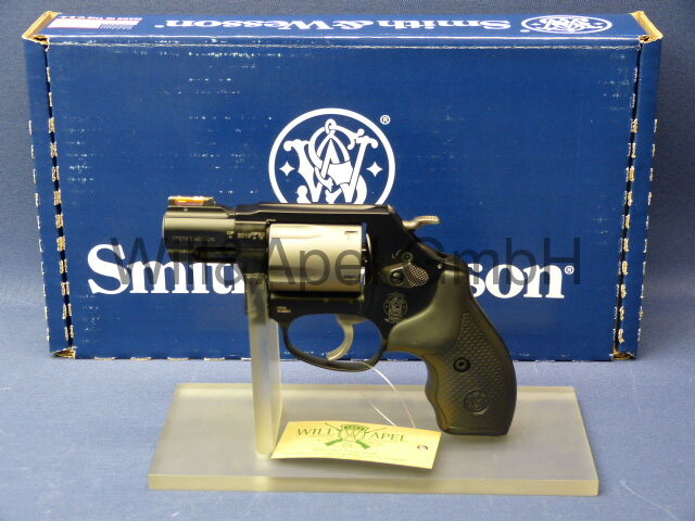 Smith & Wesson M 360 PD Airlite