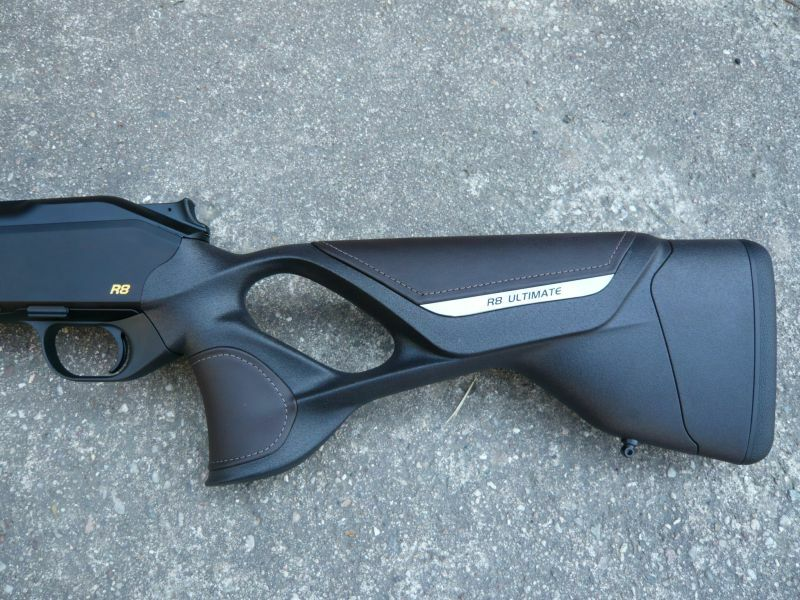 Blaser R8 Ultimate Leder