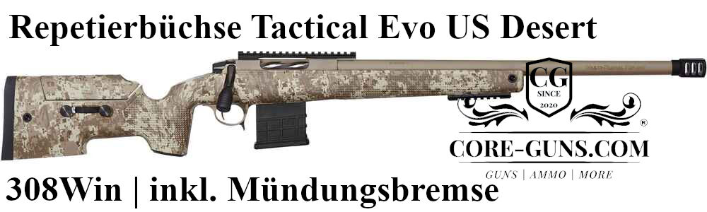 Mercury Repetierbüchse Tactical Evo US Desert Kaliber 308 Win - Versand ink Mercury Repetierbüchse Tactical Evo US Desert Kaliber 308 Win - Versand ink