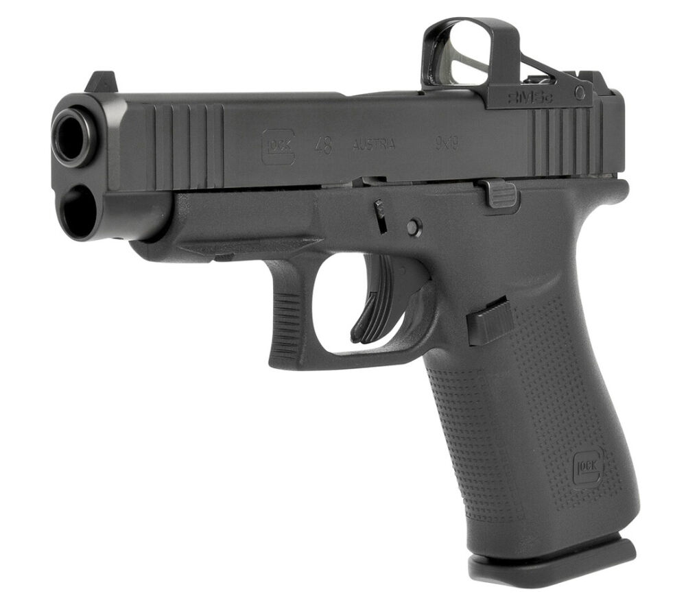 Glock 48 MOS / FS / Rail / RMSc (Shield)