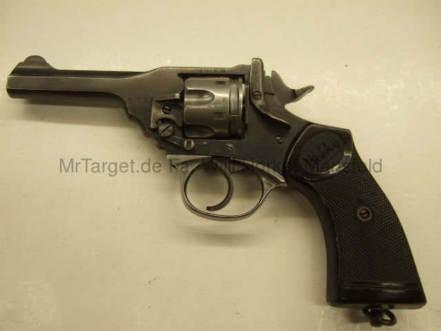 "Webley & Scott Mark IV * 4"" Lauf * Note 2,5 gesamt"