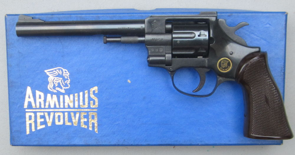 WEIHRAUCH GERMANY ARMINIUS HW 7