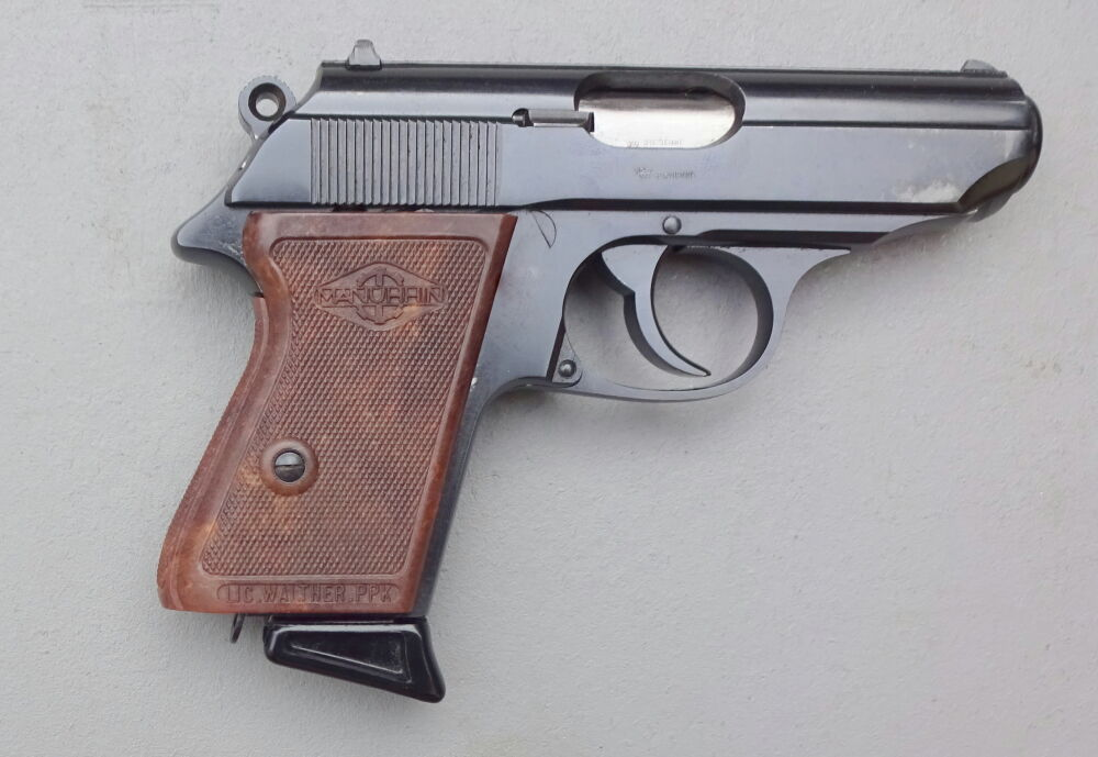 WALTHER MANURHIN PPK