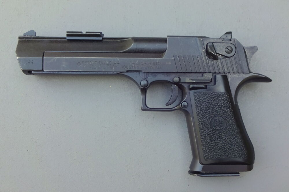 IMI - ISRAEL MILITARY INDUSTRIES LTD DESERT EAGLE IMI