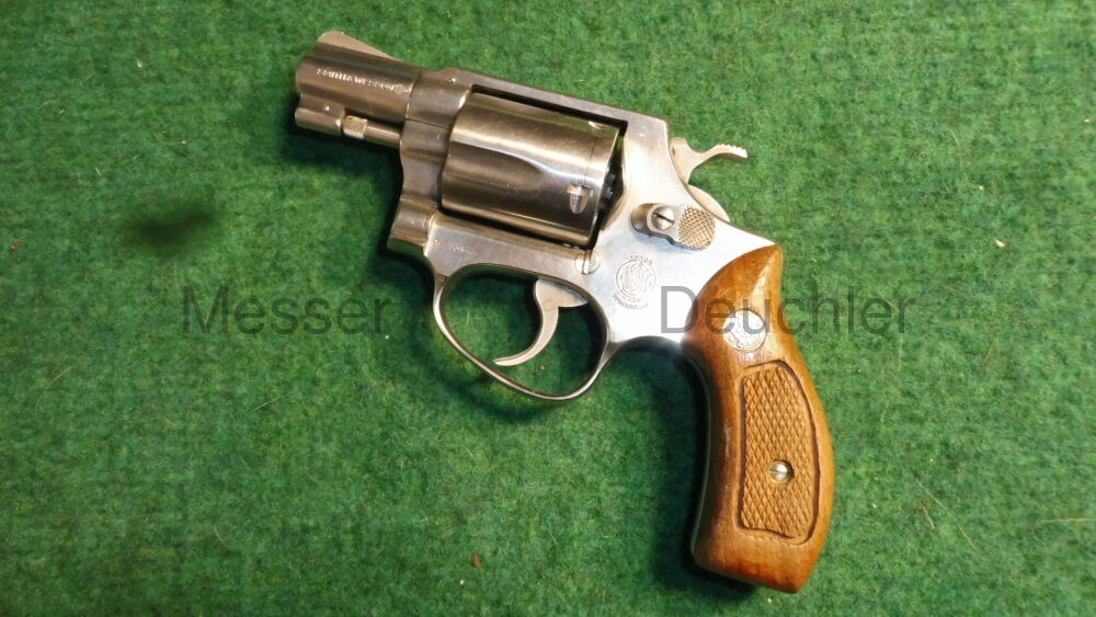 Smith & Wesson Fangschussrevolver 60
