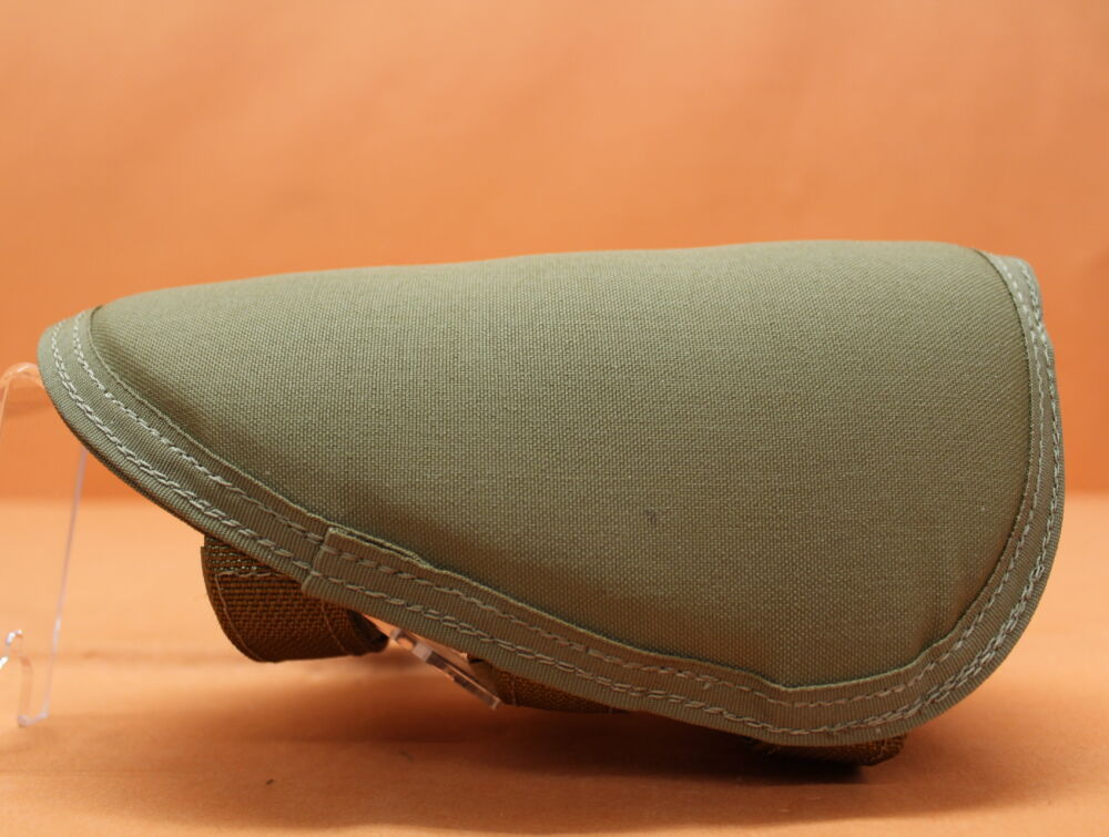 Smith Enterprise Smith Enterprise Strap-On Cheek Pad Tan/ Wangenauflage Nylon mit Klettbandriemen z.B. für M1A/ M14