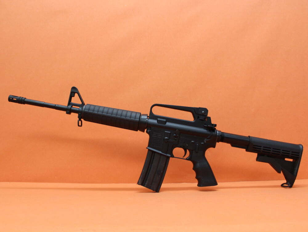 Safirarms Ha.Flinte .410/65 Safirarms T14 Compact Gas-Piston-System AR-15 Basis, 379mm Lauf, M4 Schubschaft