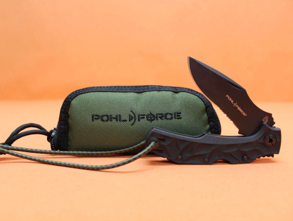 Pohl Force Pohl Force Bravo One Survival Gen.2 (440C)