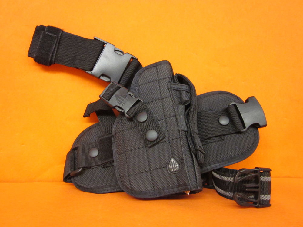 Leapers UTG Special Ops Tactical Leg Holster (#PVC-H178B) Universelles Taktisches Beinholster