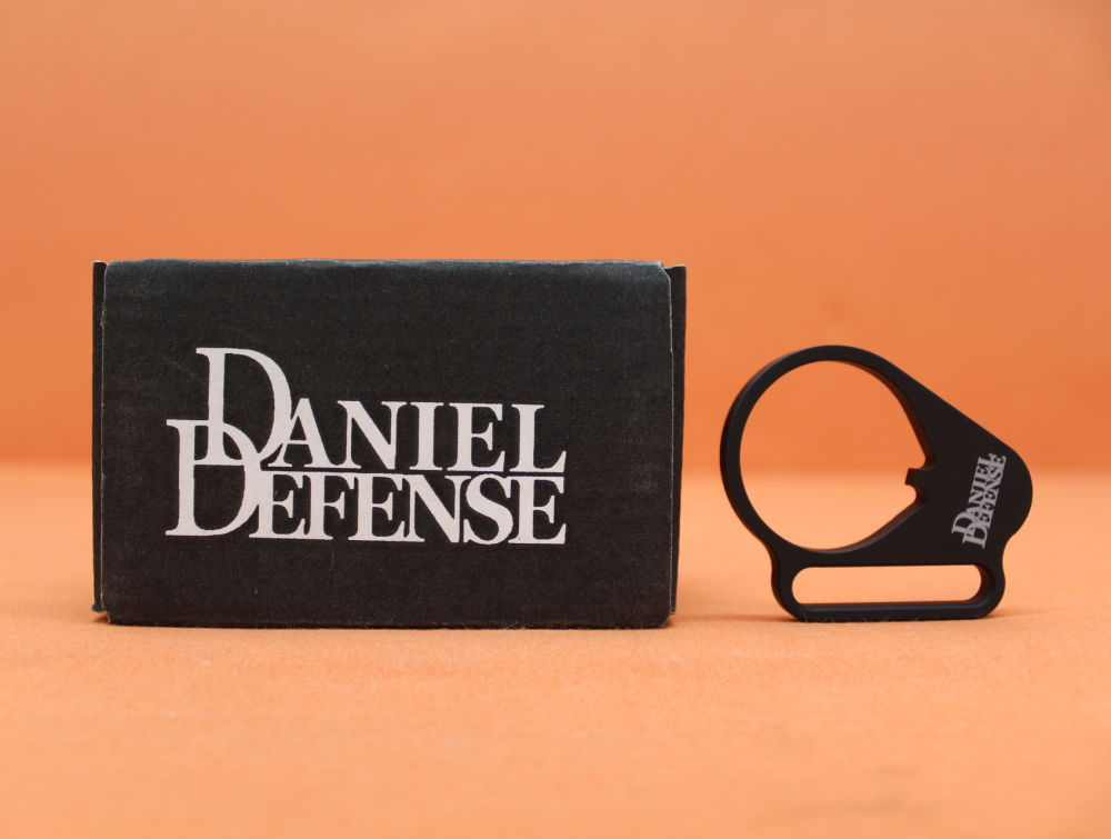 Daniel Defense, Inc. AR-15: Receiver End Plate Daniel Defense (DD-4000) Burnsed Loop Sling Mount Adapter/ Riemenbügel