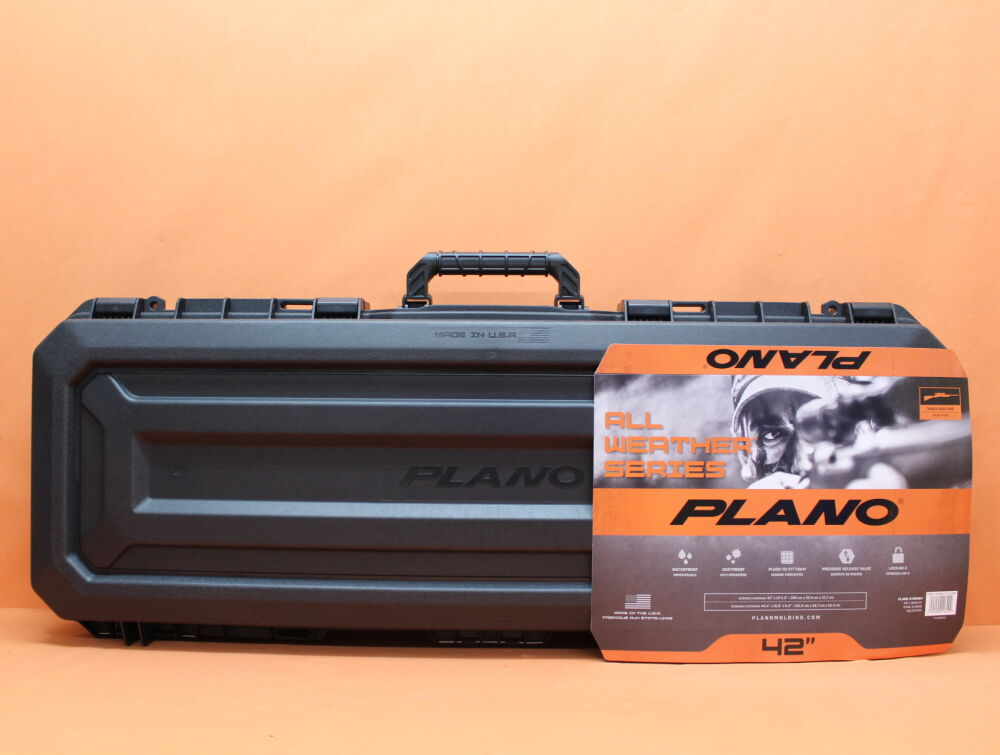 "Plano Plano AW2 All Weather Single Gun Case 42"" (11842) Hartschalenkoffer ca.112,8x42,7x16,3cm"