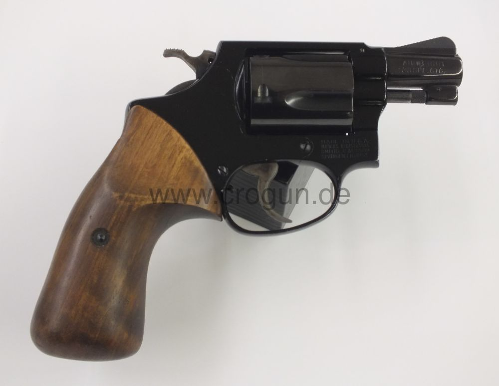 Smith & Wesson Modell 37 Chiefs Special Airweight 2""