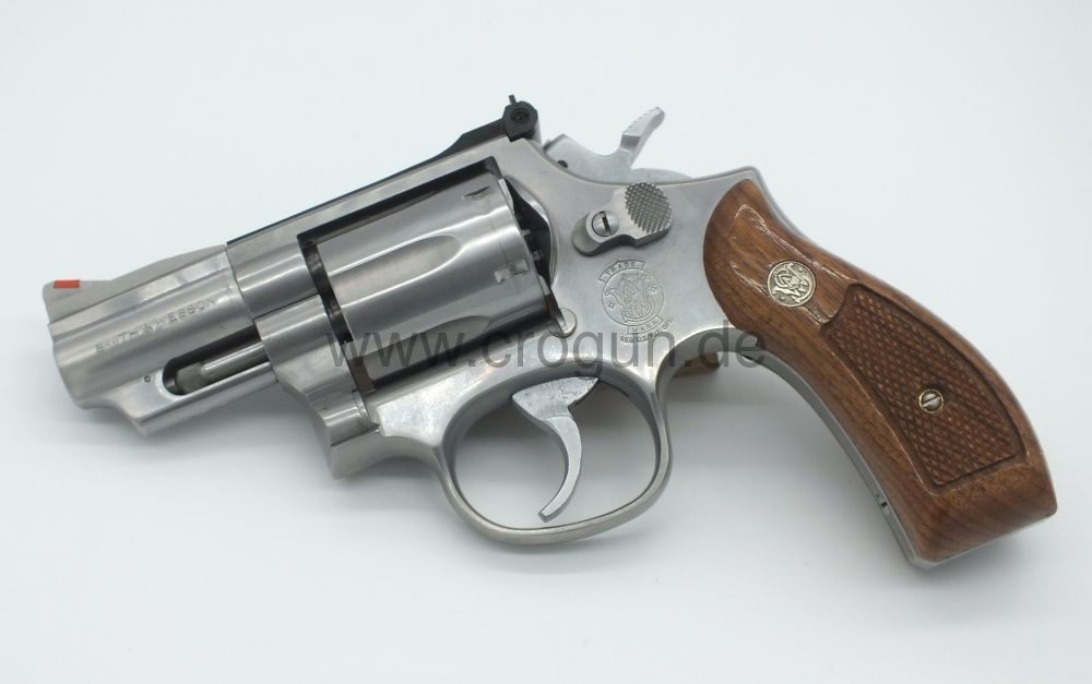 Smith & Wesson Mod. 66-3