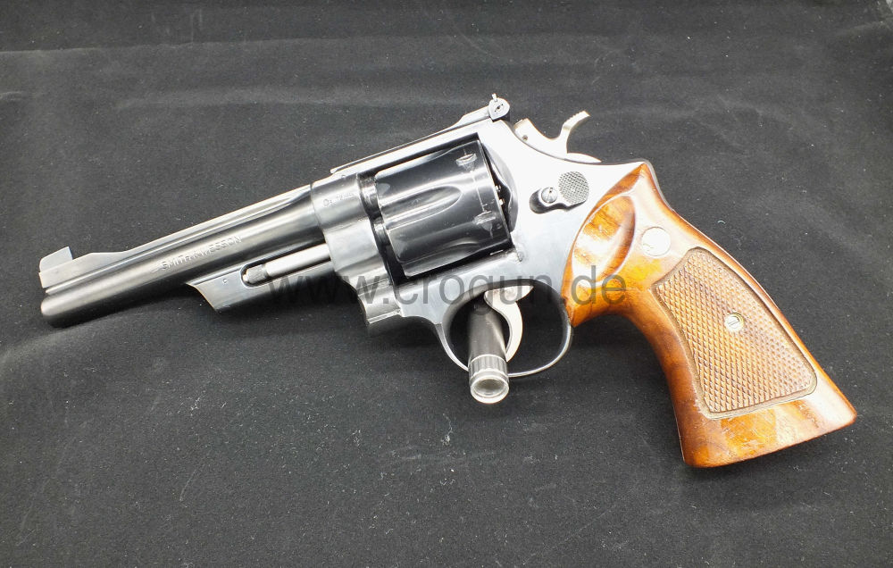 "Smith & Wesson M28 ""The Highway Petrolman"""