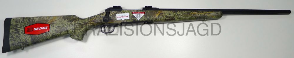 Savage 10 Precision Hunter Camo Schaft Real Tree