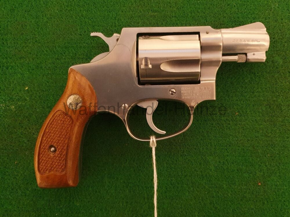 Smith & Wesson 60 stainless