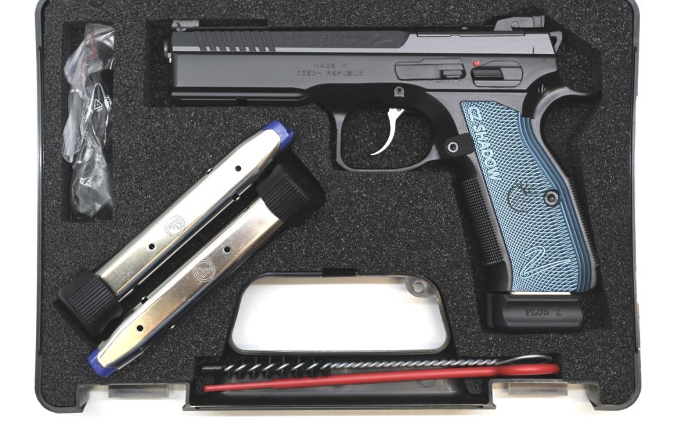 CZ 75 Shadow 2 Optics Ready Auf Lager