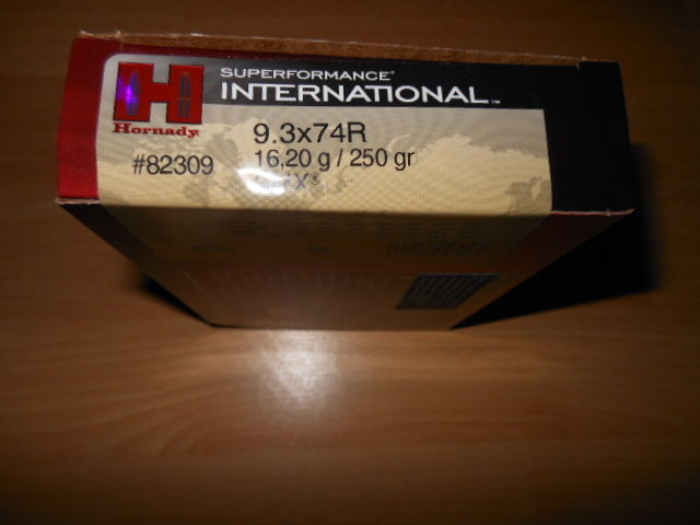 Hornady Superformance Internationale GMX - bleifrei -