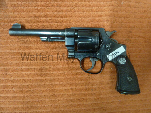 Smith & Wesson Baujahr 1937