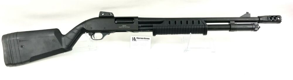 SDM. M870 Adaptive Shotgun