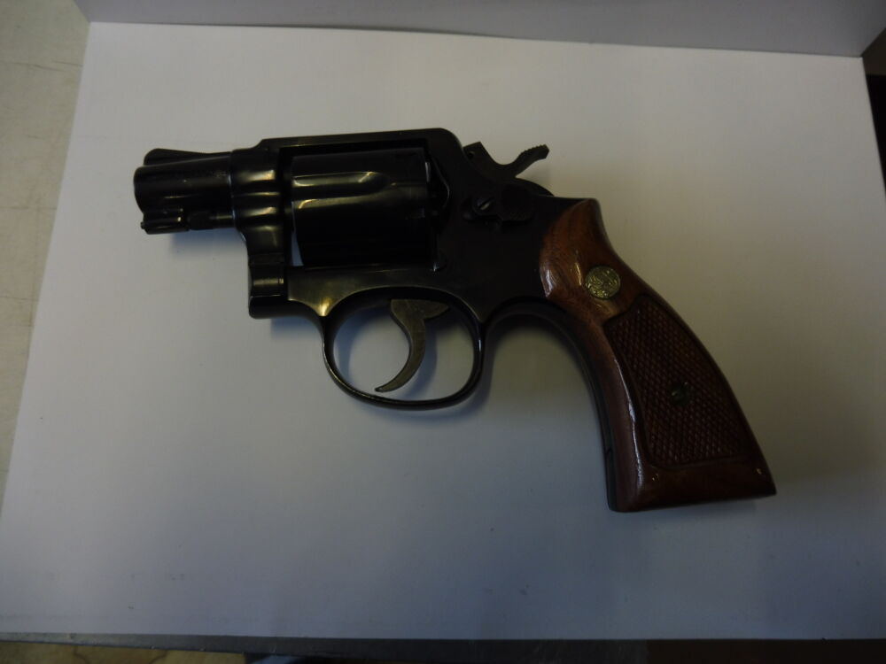Smith & Wesson Mod 10-5 von 1962