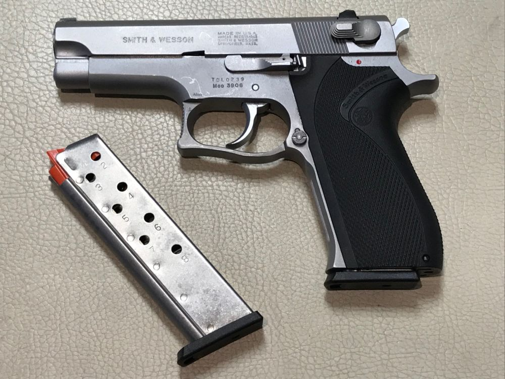 Smith & Wesson 3906