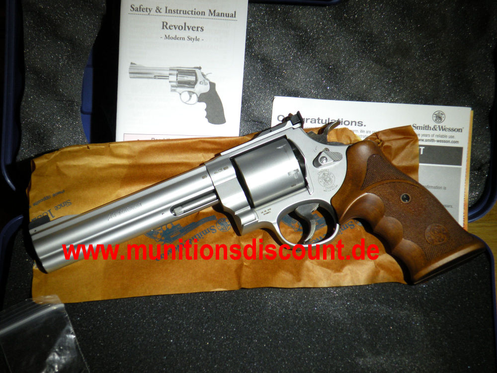 Smith & Wesson Mod. 629 Classic Champion