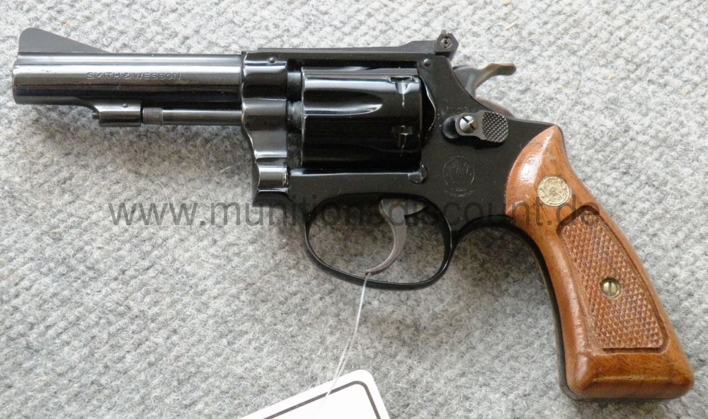 Smith & Wesson Mod. 43 Kitgun 4 Zoll