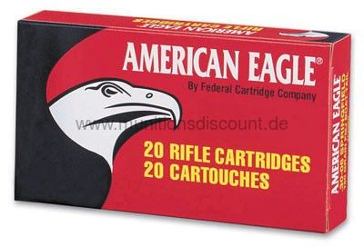 Federal American Eagle 55 grs Vollmantel