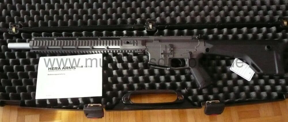 HERA Arms The 15th Pro Tunning AR-15