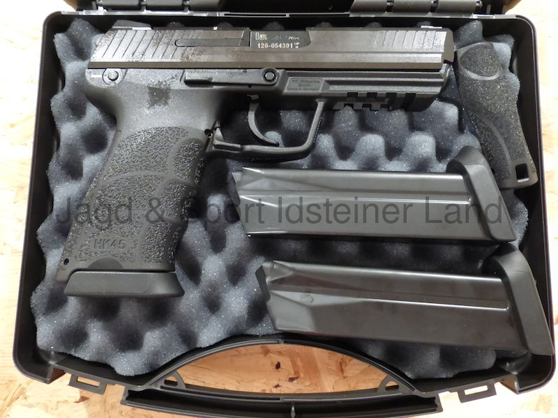 Heckler & Koch HK45 Full Size