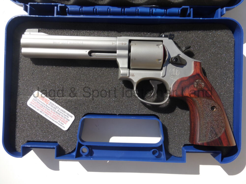 Smith & Wesson Mod 686-6