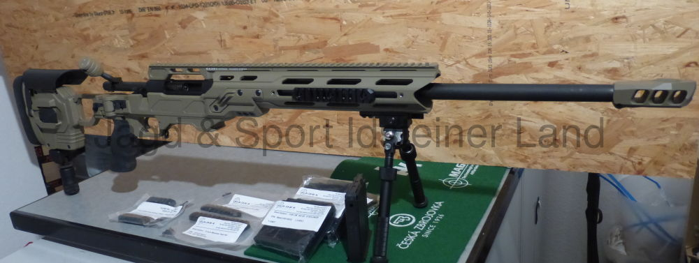 "Remington     Cadex Defence ""Dual-Strike"" 700 Police"