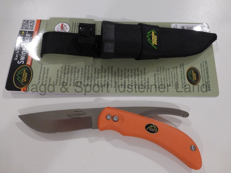 Outdoor Edge Swing Blade