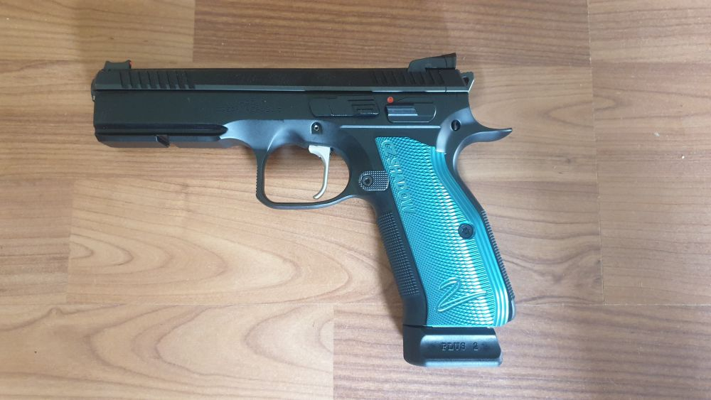 CZ Ceska Shadow 2 single action only