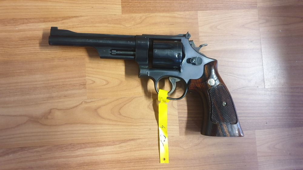 Smith & Wesson Highway Patrolmen Mod. 28-2