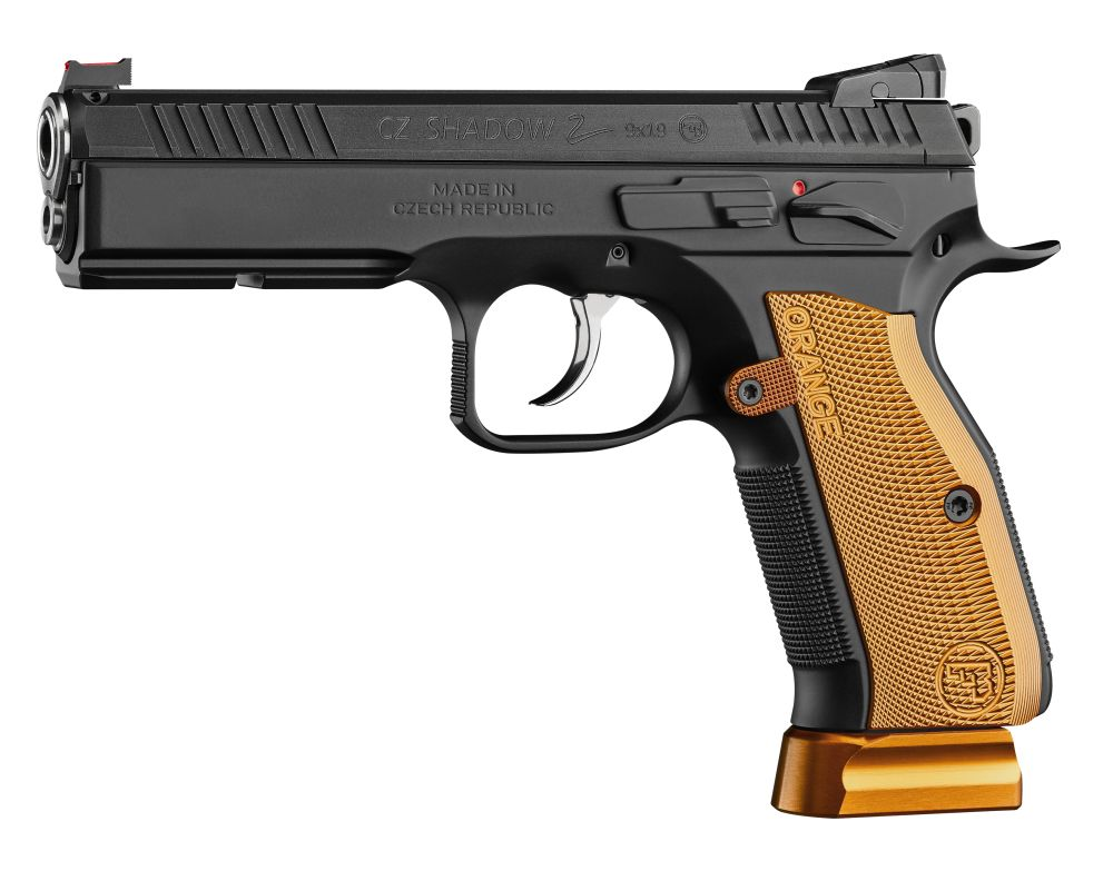 -CZ- CZ Shadow 2 Orange