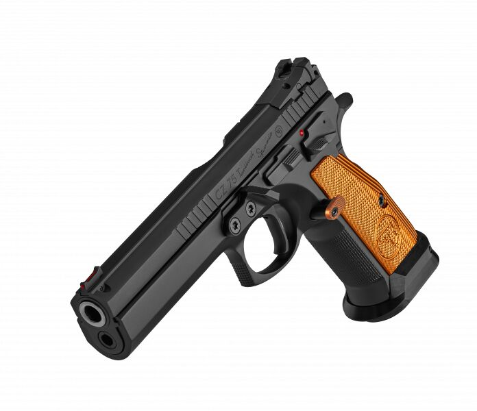 -CZ- Tactical Sports Orange