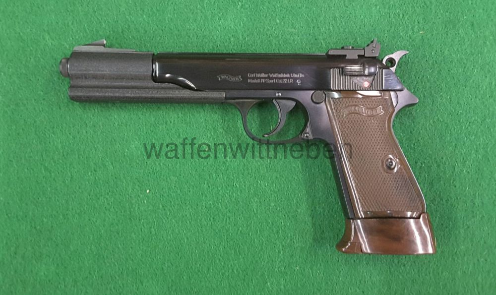 Walther PP Sport