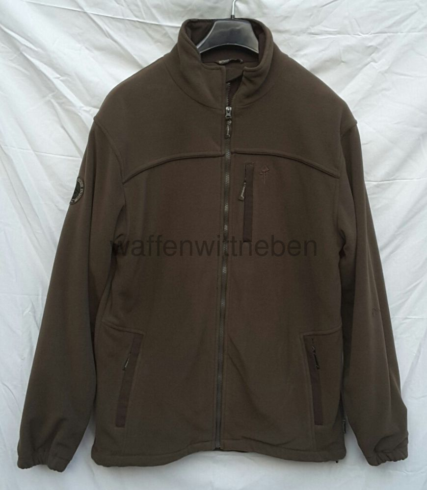 Pinewood Fleece-Jacket New Malone, Gr. L und XXL