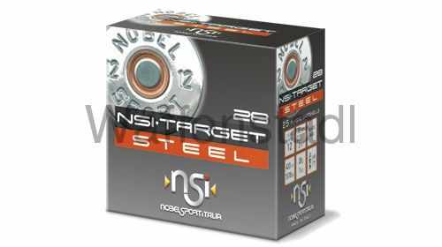 Nobel Sport Italia (NSI) Target STEEL HP 28 Nr. 9 Photodegradable