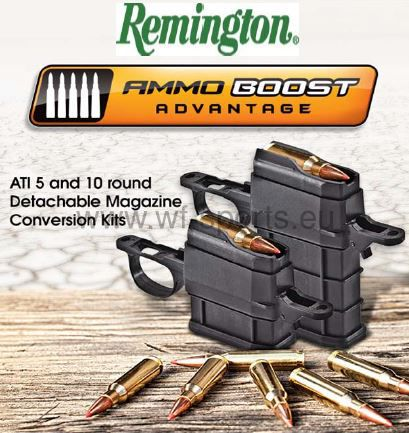 WF-SPORTS ATI Remington 700 Umrüstkit auf Magazin. short system