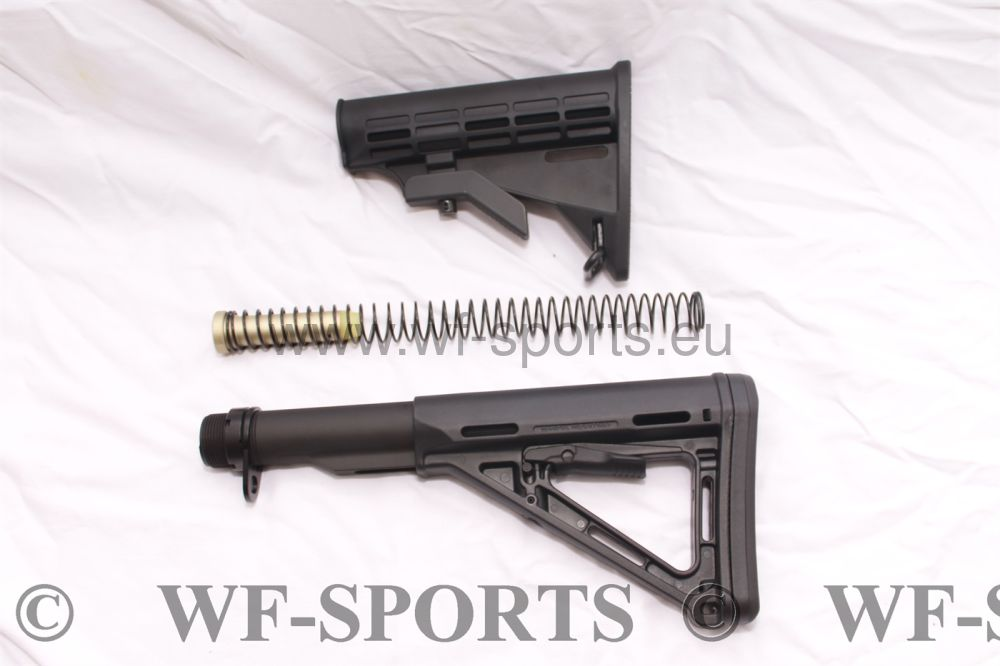 WF-SPORTS   AR15 Buffer Tube Assembly AR15 Buffer Tube Assembly SET Magpul