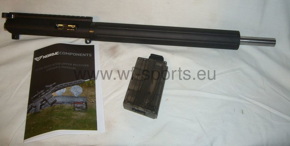 "Nordic Components .22lr Wechselsystem AR15 16,75"" Nordic Components .22lr Wechselsystem AR15 16,75"""