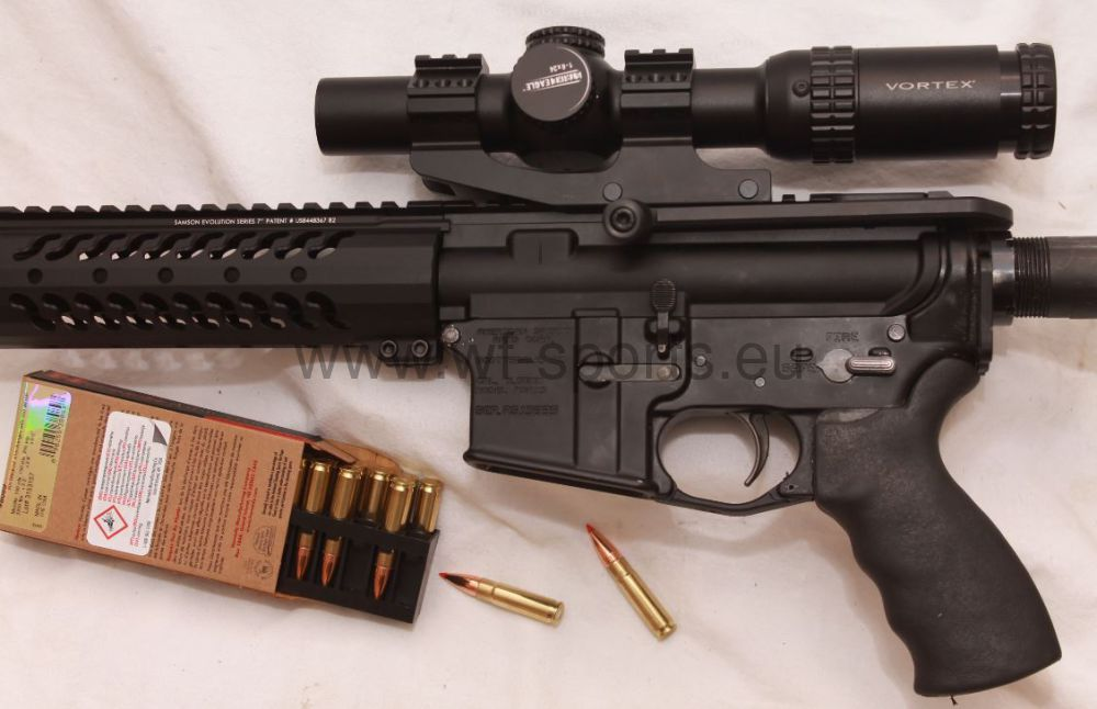 VORTEX Strike Eagle 1-6x24 AR-BDC Reticle | 30mm