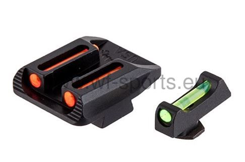 Glock Fiber Optics Visier Williams Glock WF-SPORTS