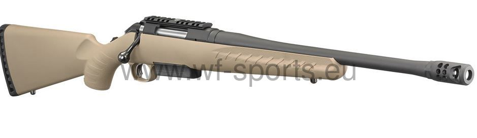 Ruger American Rifle Ranch in 450 Bushmaster WF-SPORTS