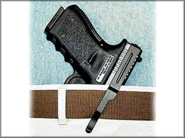 Clipdraw Holster