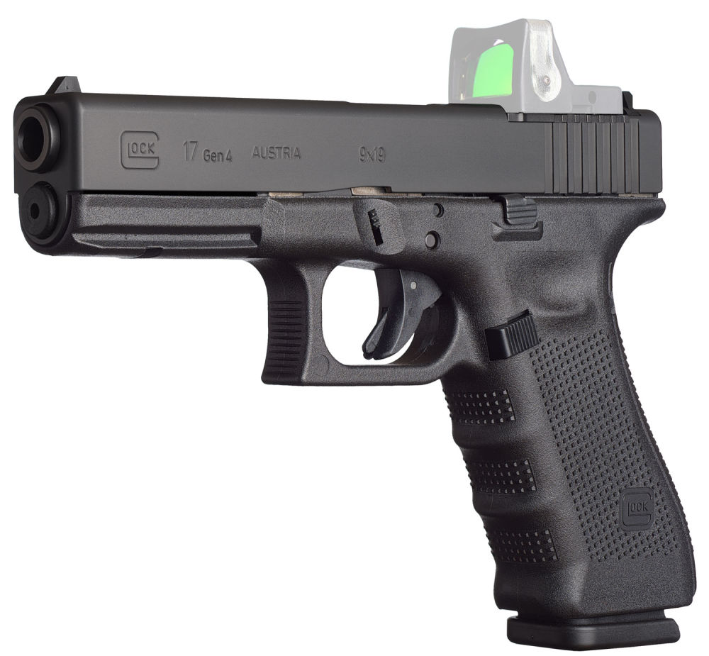 Glock 17 M.O.S (Modular Optics System)