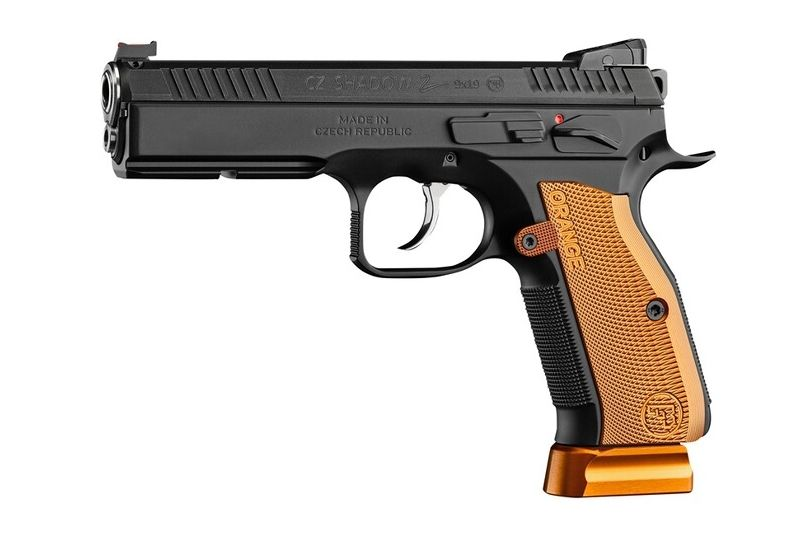 CZ Brünner CZ Shadow II Orange